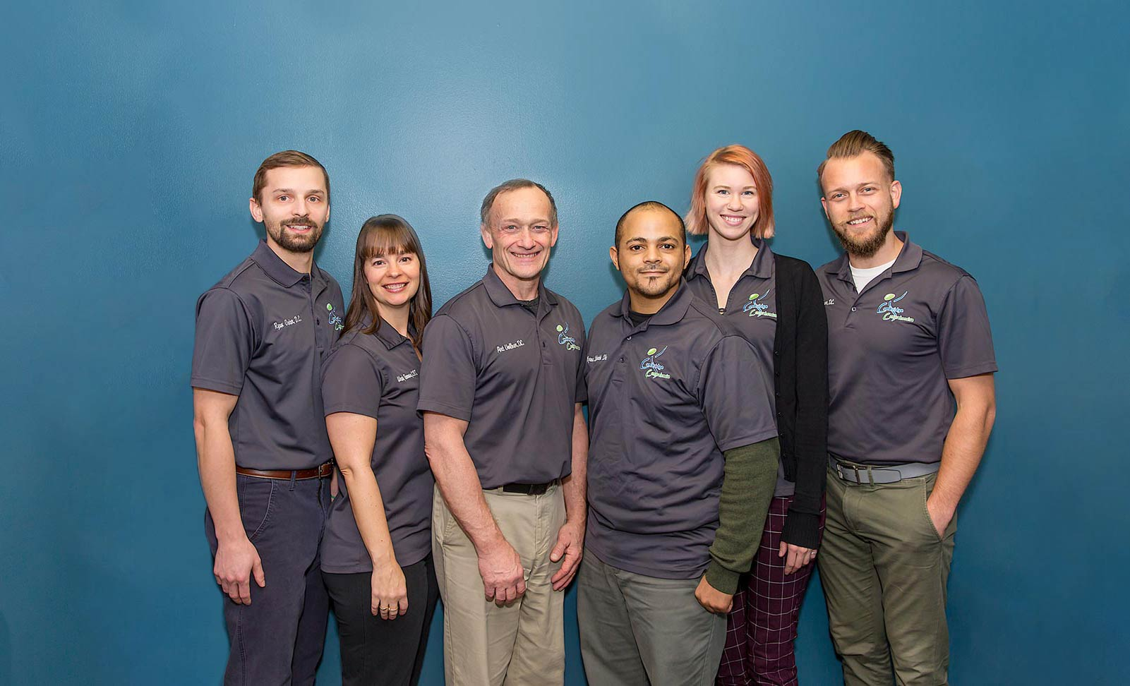 Chiropractor Cambridge MN Arthur Volker Kyle Volker, Ryan Oster and Staff